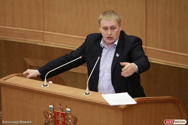 Альшевских предлагает приводить безответственных коллег на заседание ЗакСО «за ручку»