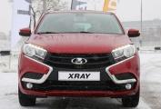 В Екатеринбурге новое детище «АвтоВАЗа» Lada XRay можно будет купить в начале весны