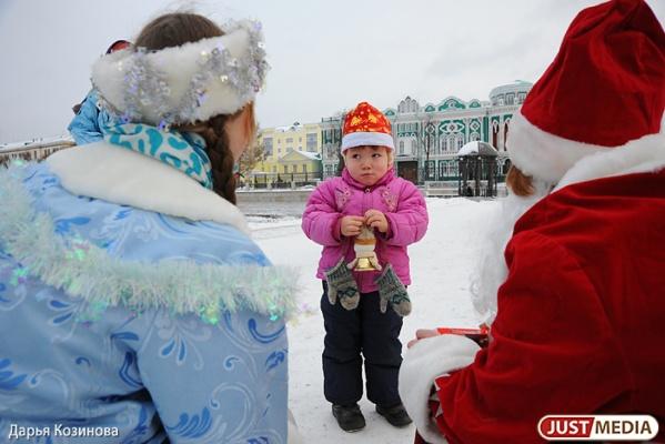JustMedia запускает конкурс добрых дел. Победителям дарим настоящего Деда Мороза на дом и самолепные пельмени