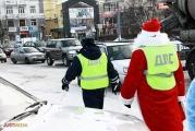 В новогодние каникулы на улицы выведут максимальное количество полицейских, частных охранников и дружинников — для безопасности граждан