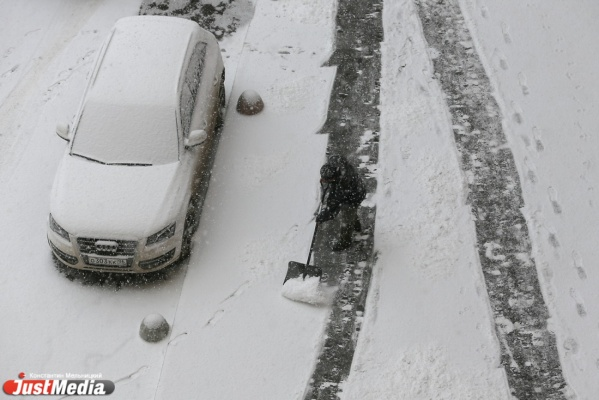 В выходные в Екатеринбурге будет морозно. На следующей неделе — «плюс»