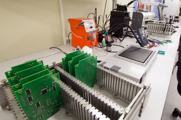 В УрФУ открылся Студенческий центр высоких технологий