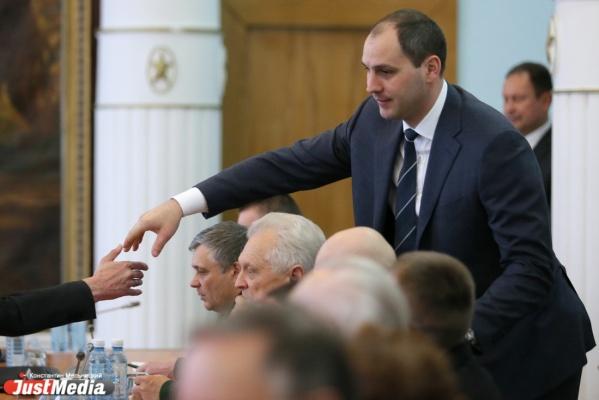 Куйвашев не собирается упразднять должность Паслера