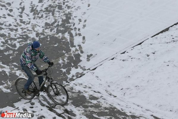 Екатеринбуржцев ждет теплая и снежная неделя