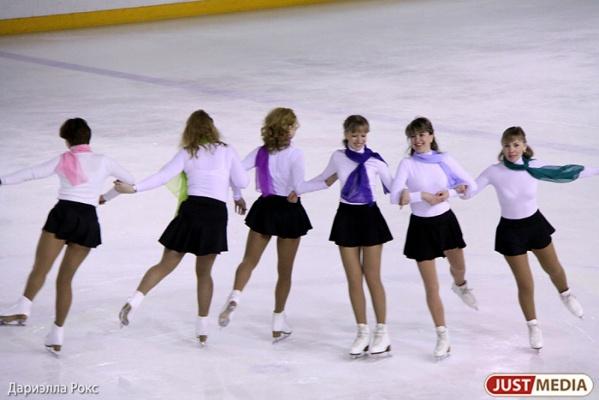 Чемпионат России по фигурному катанию в Екатеринбурге откроется массовым показательным номером