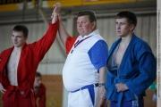 Свердловские самбисты успешно прошли отбор на чемпионат и первенство России будущего года