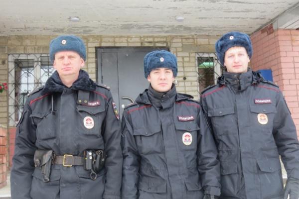 Полицейские Невьянска спасли от суицида молодого человека