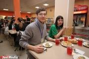 Школьники Екатеринбурга поборются со стереотипами о еде в студенческих столовых