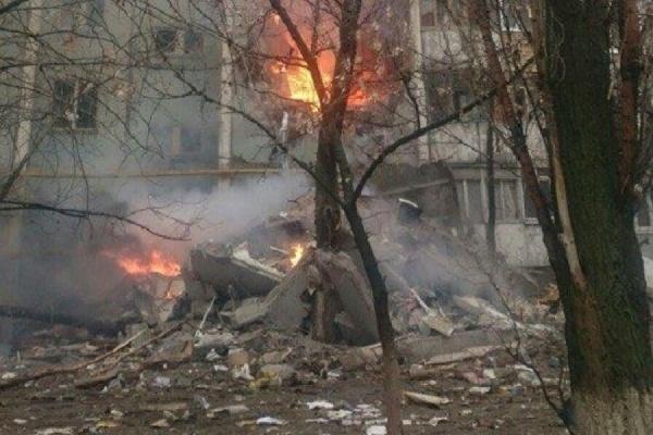 Жильцам разрушенного дома в Волгограде разрешили вывезти имущество
