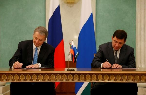 «Башнефть» рассмотрит возможность разработки месторождений на территории Свердловской области