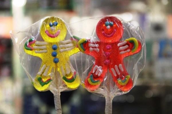 В Екатеринбурге откроется выставка сладостей