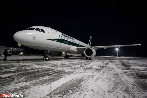 В новогодние праздники аэропорт Кольцово планирует обслужить свыше 100 тысяч пассажиров