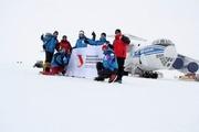 Участники метеоритной экспедиции УрФУ собрали первые образцы