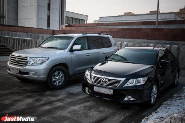 Автоворы предпочитают Toyota Land Cruiser