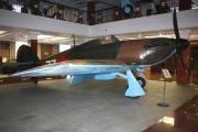 Музей военной техники УГМК пополнился британским истребителем