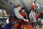 Спасатели доставили пострадавшего в походе на перевал Дятлова туриста в Екатеринбург. ФОТО