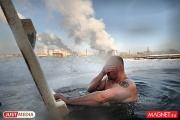 На озере Шарташ появятся четыре крещенские проруби