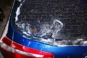 В Серове двое подростков от нечего делать разгромили 18 автомобилей