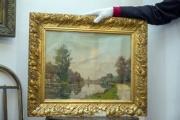 Редкий экземпляр голландской живописи попал в Музей истории Екатеринбурга