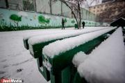 К Уралу приближается «Даниэлла». Коммунальщики готовят лопаты и снегоуборочную технику