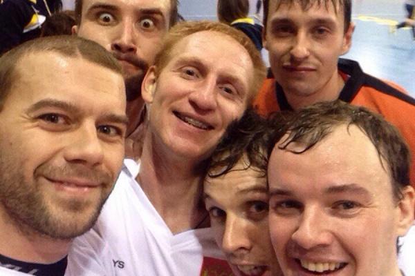 Игроки «Динамо-Строитель» в составе сборной России стали бронзовыми призерами чемпионата Европы по индорхоккею