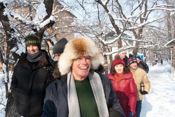Буддисты из 30 стран мира посетят Екатеринбург в преддверии нового года Сагаалган