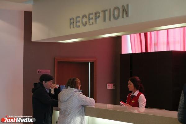 Екатеринбург попал в сотню городов мира с самыми лучшими отелями