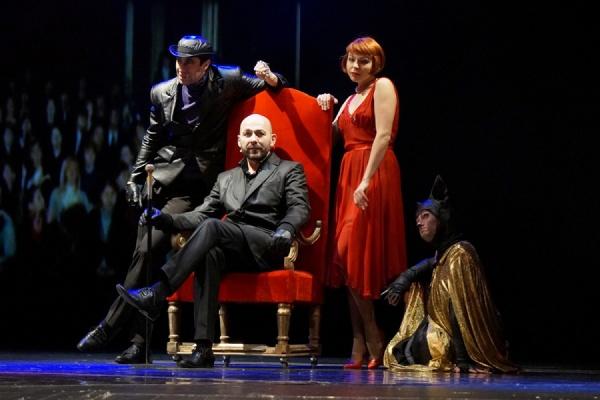 Театр драмы сегодня представит новую версию «Мастера и Маргариты»