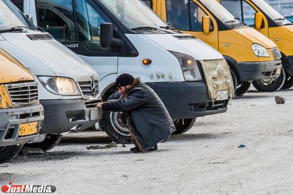 Жители Краснотурьинска остались без связи с другими городами из-за плохих дорог