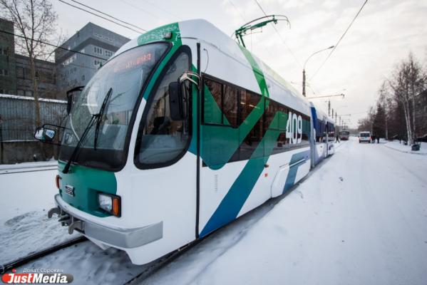 Мэрия Екатеринбурга определяется, какую модель нового трамвая закупить у «Уралтрансмаша»