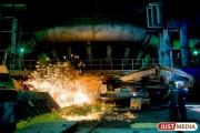 Индекс промышленного производства в 2015 году в Свердловской области сократился