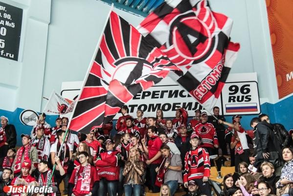«Автомобилист» прервал победную серию, крупно уступив в Магнитогорске