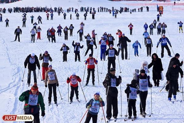 Пологая трасса, семь полевых кухонь и бесплатные автобусы ждут посетителей «Лыжни России-2016»