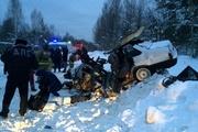 Под Верхним Тагилом в страшном ДТП по вине пьяного водителя «Тойоты» два человека погибли и три пострадали