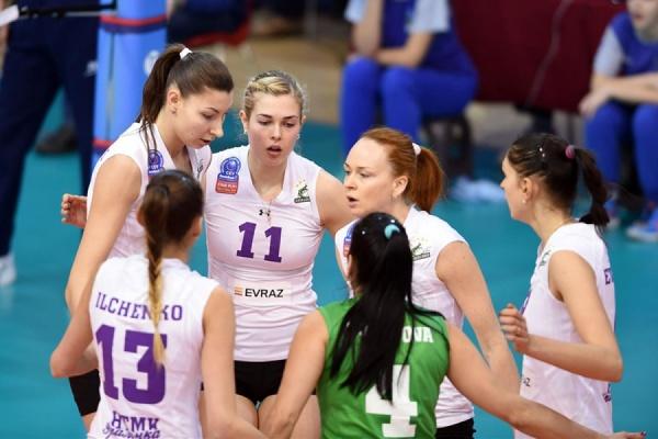 «Уралочка-НТМК» вошла в тройку сильнейших команд чемпионата России