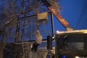 А МУГИСО и не знает. В Екатеринбурге незаконно устанавливают рекламные конструкции. ФОТО, ВИДЕО