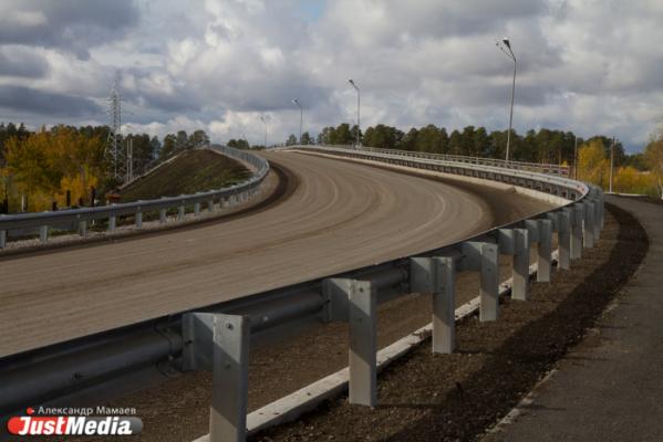 На Среднем Урале за год планируется построить и отремонтировать 110 км автодорог