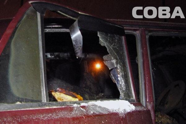 Установлена личность мужчины, сгоревшего в автомобиле на улице Просторной