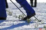 В Красноуфимске спасатели отыскали в лесу заблудившегося лыжника