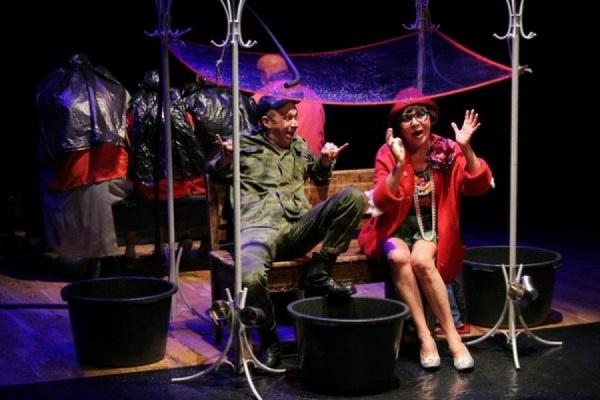 В «Коляда-Театре» покажут самый трогательный спектакль «Нежность»