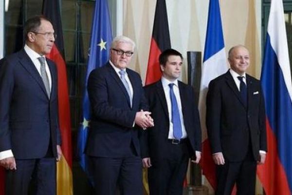 Встреча глав МИД «нормандской четверки» может пройти в Мюнхене