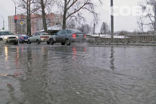 Городские власти инициировали прокладку нового водоотвода на Широкой Речке