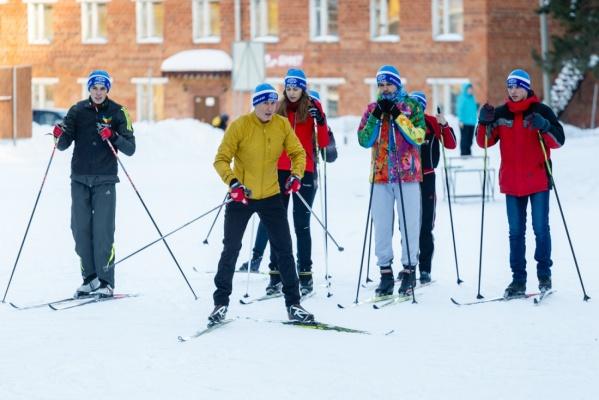 Призер олимпийских игр Иван Алыпов провел мастер-класс для волонтеров главного старта «Лыжни России-2016»