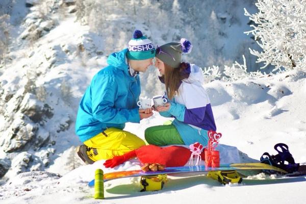 «Солнечная долина» объявляет романтический фотоконкурс ко Дню Святого Валентина