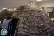 Уральские инженеры снабдили Федора Конюхова «арктическими» палатками