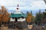 Буддистский монастырь в Качканаре должны снести до 1 марта