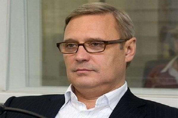 Михаил Касьянов подал заявление в полицию о нападении