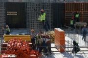 В Екатеринбурге за 3,5 миллиарда рублей выставлен на продажу недостроенный бизнес-центр «Карнеол»
