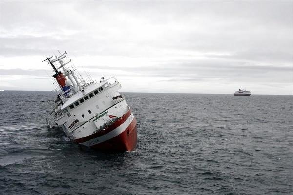 Экипаж пропавшего в Охотском море судна, вероятно, погиб