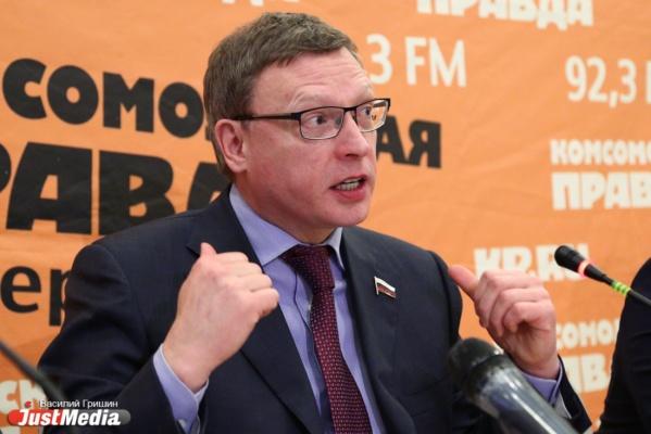 Эсер Бурков: «Появляется шанс сбросить иго «Единой России»